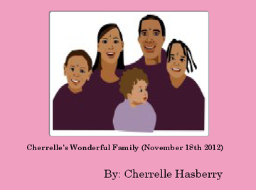 Cherrelle's Wonderful Family (November 18th 2012)