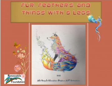 Fur, Feathers, and Things With 8 Legs.