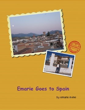 Emarie Goes to Spain
