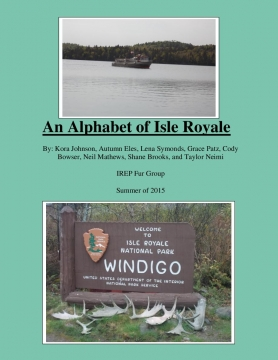 An Alphabet of Isle Royale