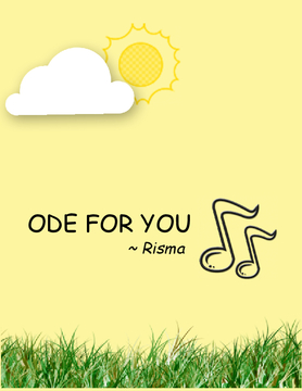 ODE FOR YOU