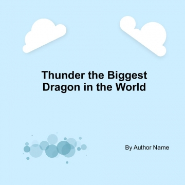 Thunder the Biggest Dragon in the World