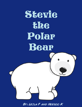 Stevie the Polar Bear