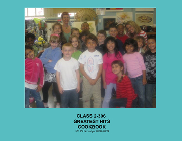 Class 2-306 Greatest Hits Cookbook