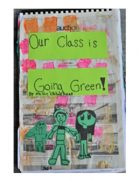 1 Our Class is Going Green