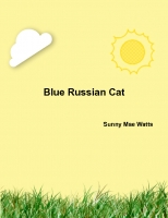 Blue Russian Cat