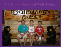 my trip to the grat wolf loge