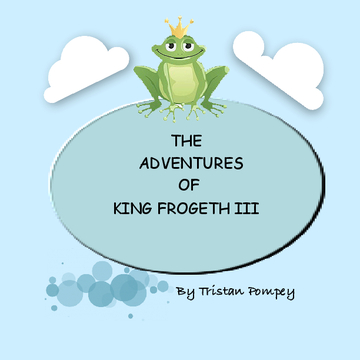 THE ADVENTURES OF KING FROGTH III