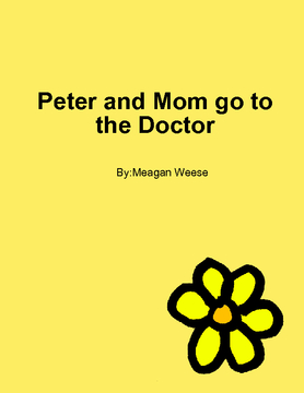 Going to the doctor with mom