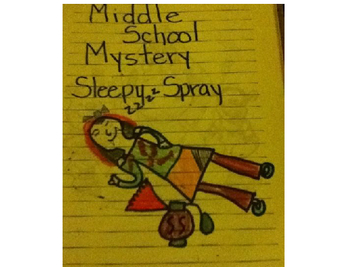 Middle School Mystery Sleepy Spray