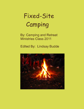 Fixed Site Camping