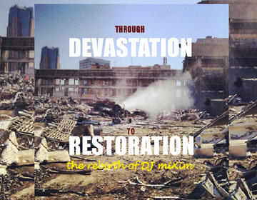 through DEVASTATION to RESTORATION