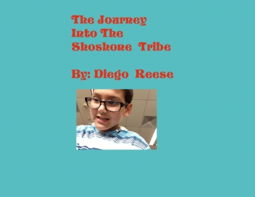 The  Journey into the Shoshone. Tribe