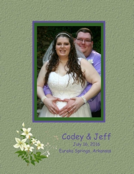 Codey & Jeff's Wedding