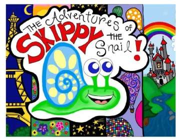 The Adventures of Skippy the Snail