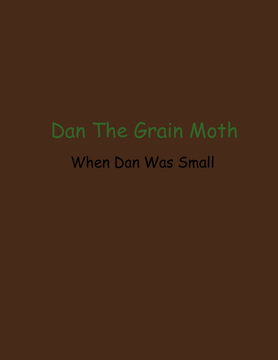Dan The Grain Moth