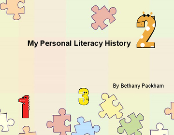 My Personal Literacy History