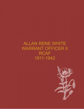 ALLAN RENE WHITE WARRANT OFFICER II 1911-1942