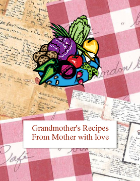 Grandmothers Recipes
