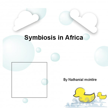 Symbiosis in Africa