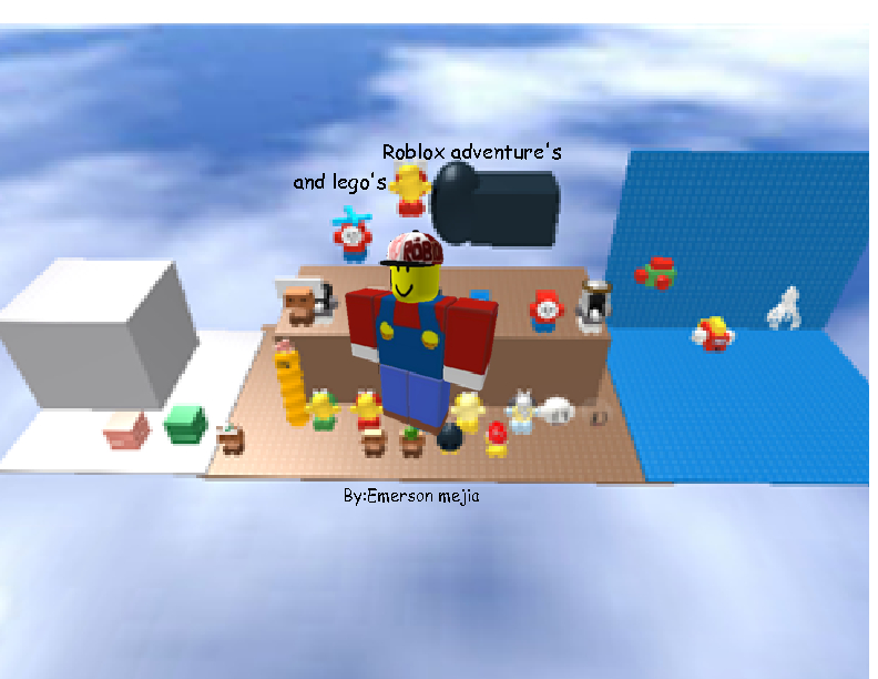 lego the penguin 2 and spiderman and roblox - Dude's ...