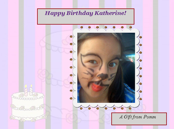 Happy Birthday Katherine!
