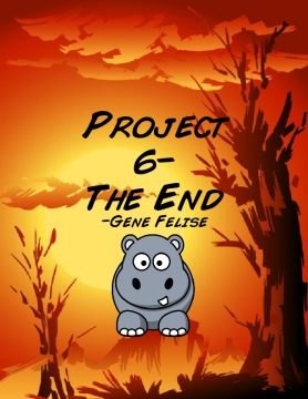 Project 6- The End