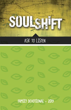 Ask to Listen Family Devotional