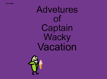 Adventures of Captain Wacky