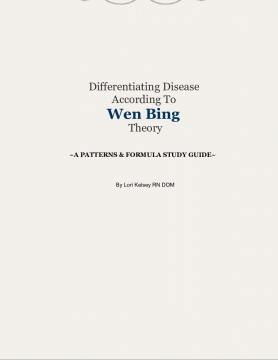 Differentiating Disease According to Wen Bing Theory