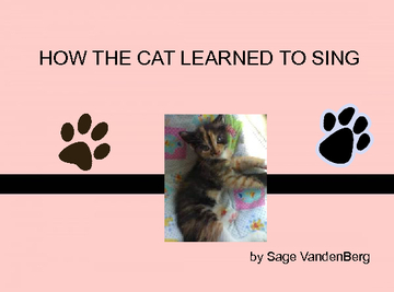 The singing kitty cat