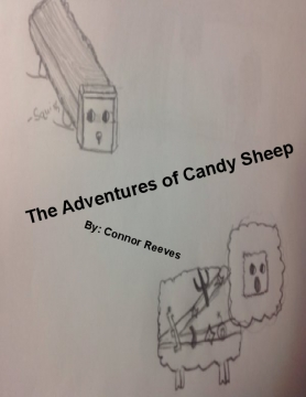 The Adventures of Candy Sheep