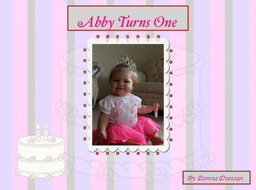 Abby Turns One