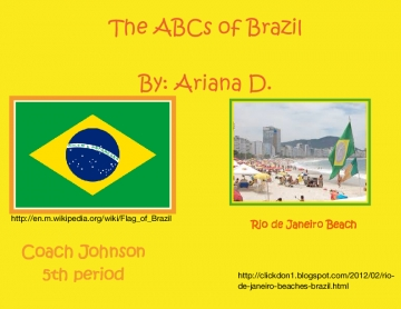 The ABCs of Brazils Culture