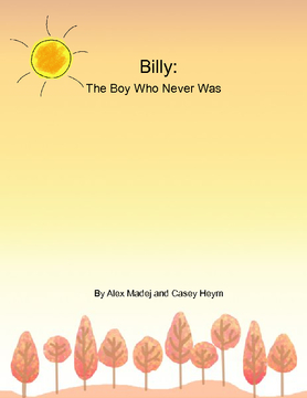 Billy: The Boy Who Never Was