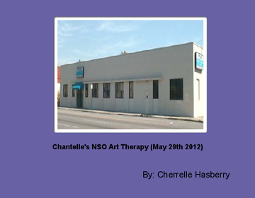 Chantelle's NSO Art Therapy (May 29th 2012)