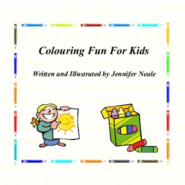Colouring Fun for Kids