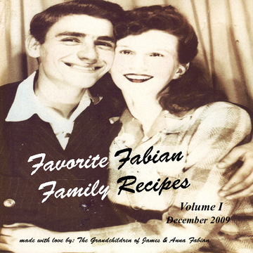 Favorite Fabian Family Recipes