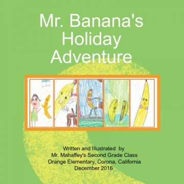 Mr. Banana's Holiday Adventure