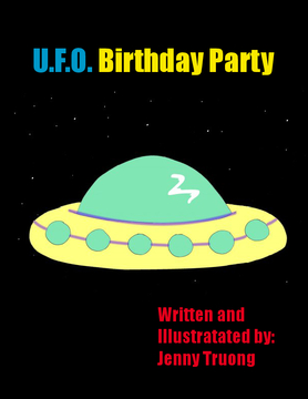 U.F.O. Birthday Party