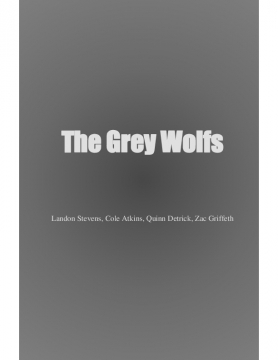 The Grey Wolfs
