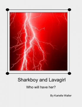 Shark Boy and Lavagirl