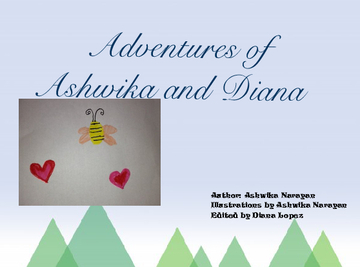 Adventures of Ashwika and Diana