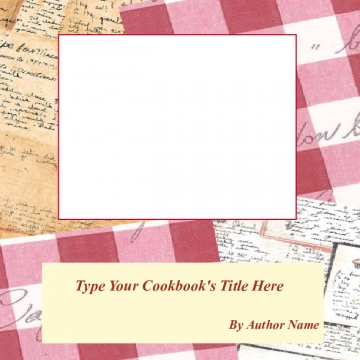 The Frank Family Cookbook  (with Kroczek additions and variations)