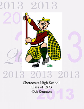 Shorecrest High School Class of 1973 40th Reunion