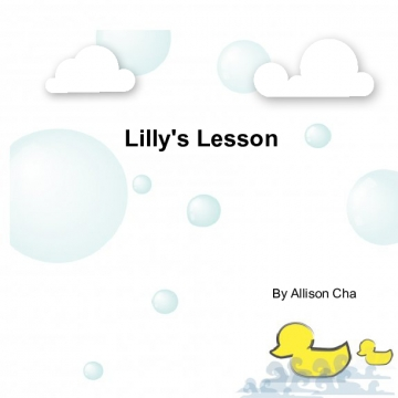 Lilly's lesson