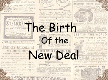 The Birth of the New Deal
