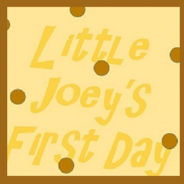 Little Joey's First Day