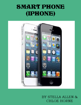 Smart phone (iPhone) ict