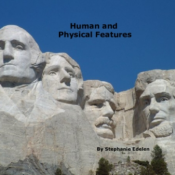 Human and Physical Features